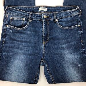 Zara Woman Premium Denim Collection Jeans Size 8